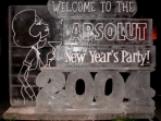Absolut New Years Custom