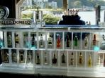 Alcohol Display Bar Custom