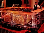 Four Sided Square Bar Custom