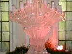 Art Deco Candelabra 45x40 $550.00
