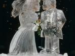 Bride Groom 40x40 $700.00