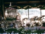 Cinderella Carriage Custom