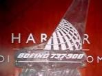 Boeing Wing 737-900 custom