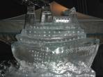 Cruise Ship 40x40 $500.00