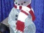 Snowman 40x20 $350.00 60x40 Custom