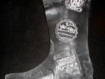 Cowboy Boot Shot Luge 40x20 $350.00