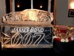 James Bond Luge 40x60 $825.00