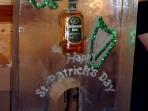 St. Patrick\'s Shot Luge 40x20 $300.00