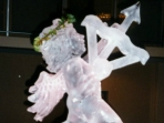 Cupid with Bow 40x20 $375.00
